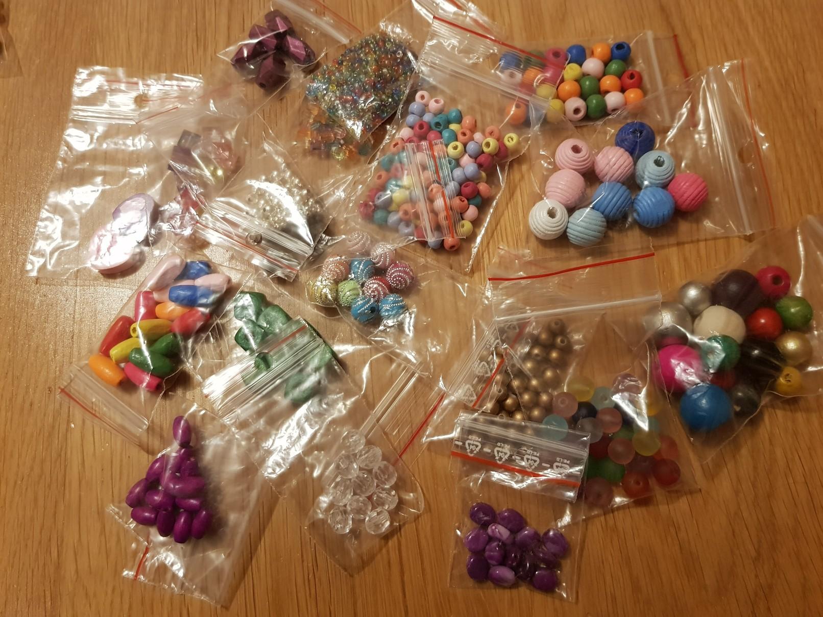 advent calendar 2020 beads