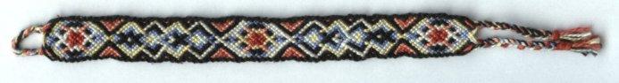 friendship bracelet pattern for grandma
