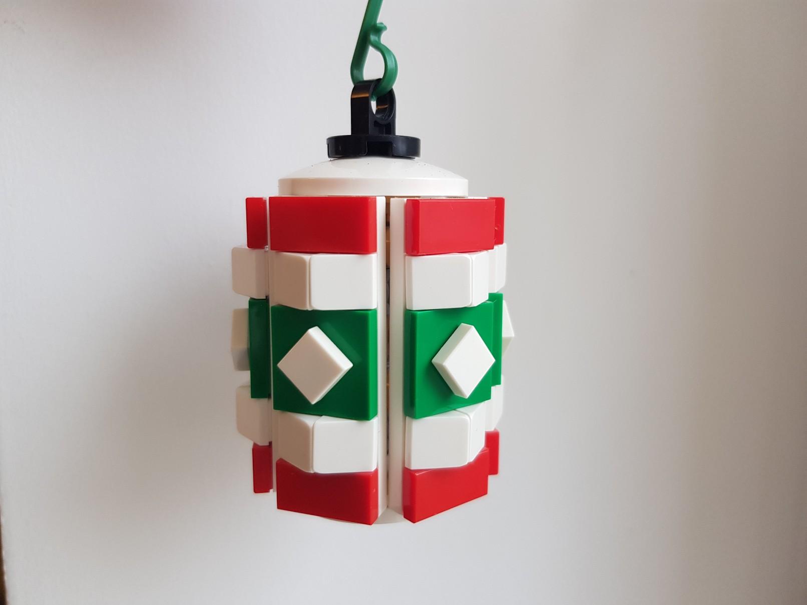 lego moc christmas baubles ornament barrel 2