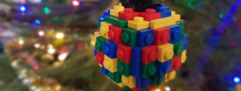 lego moc christmas baubles ornament colours ball