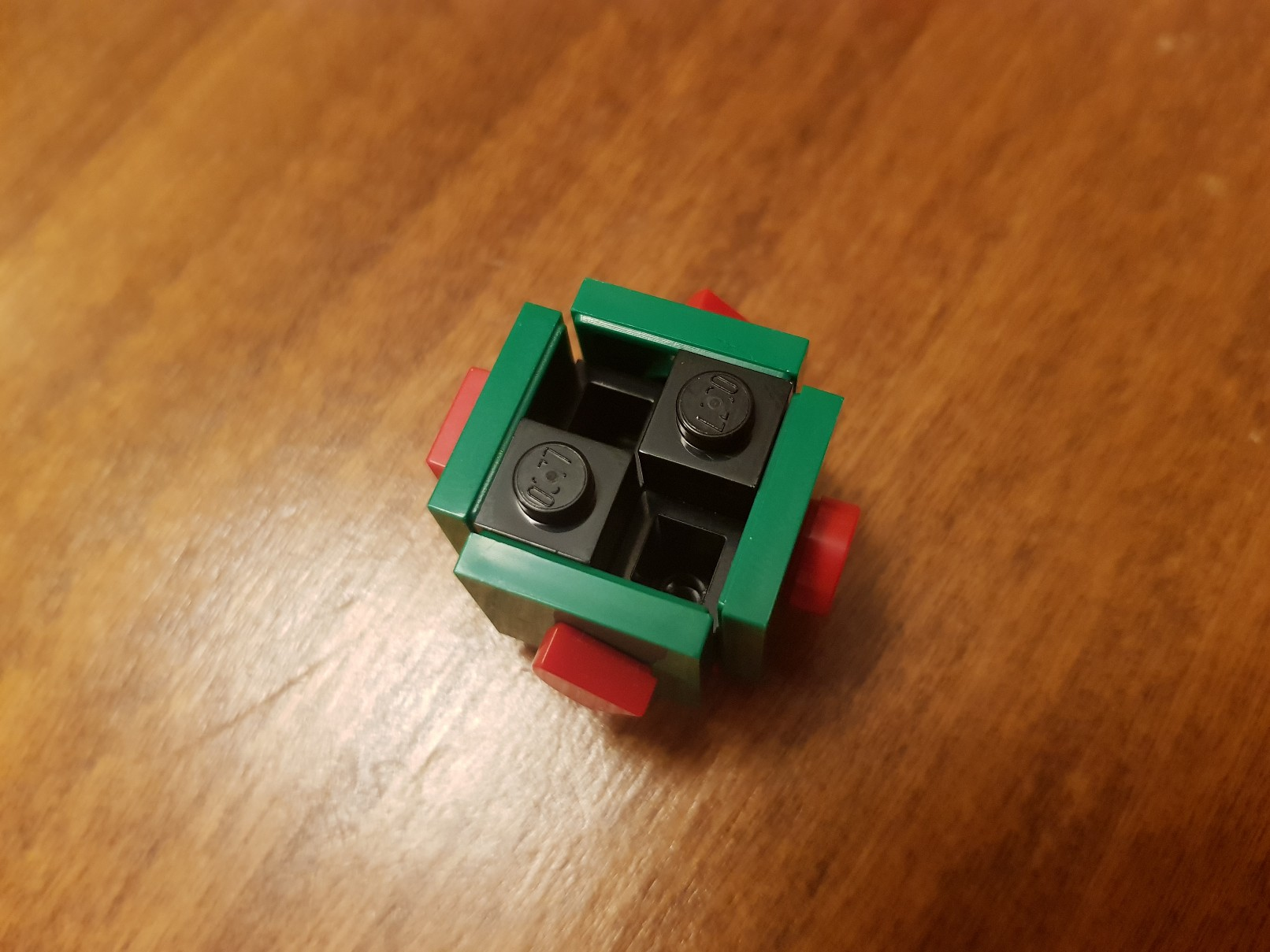 lego moc christmas baubles ornament small ball parts 3
