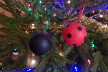 miraculous ladybug chat noir baubles featured