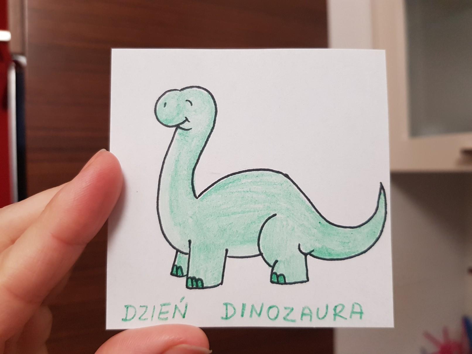 lunchbox art dinosaur
