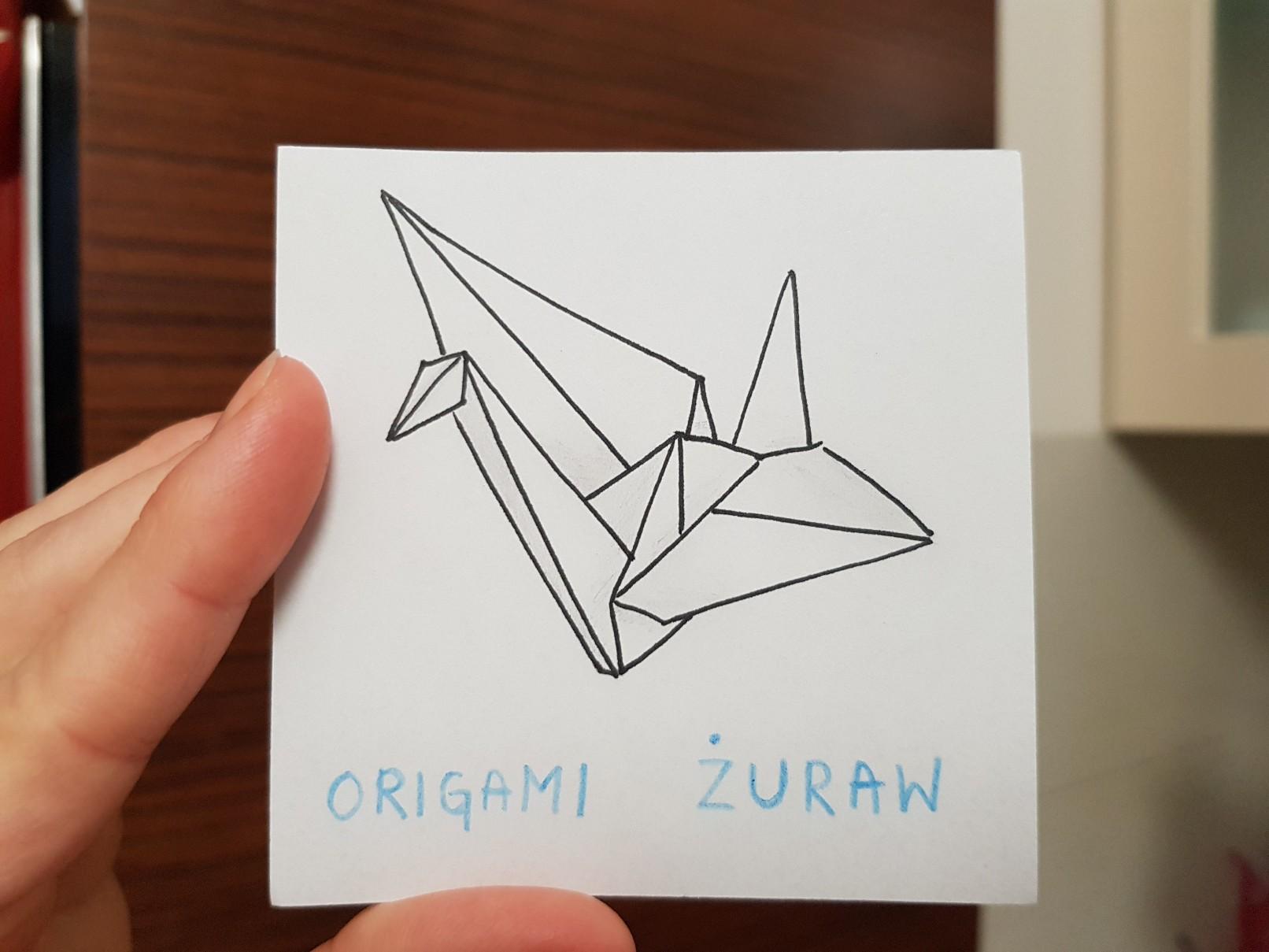 lunchbox art origami crane
