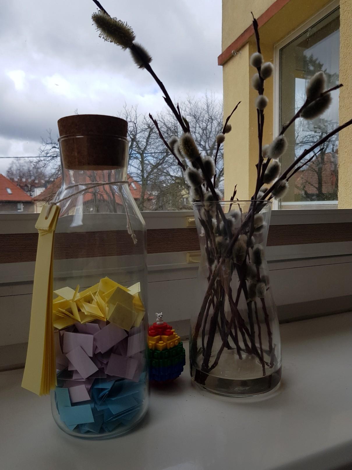 gratitude jar stand